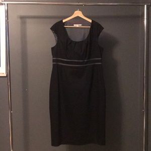 Boden Black Dress 14L